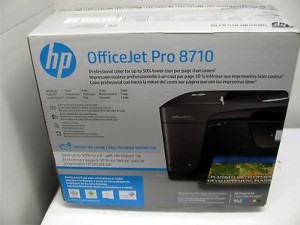 HP Officejet Pro 8710 /Print-Scan-Copy-Fax