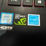 ASUS ROG GL553VD-FY380/ Core i7-7700HQ Nvidia GTX1050 4GB