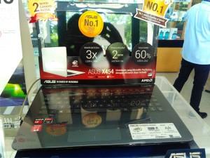 ASUS X454Yi – AMD A8 Radeon 2GB