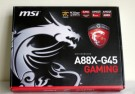 Motherboard AMD MSI A88X-G45 GAMING