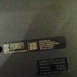 HP 14-an004AU / AMD A8